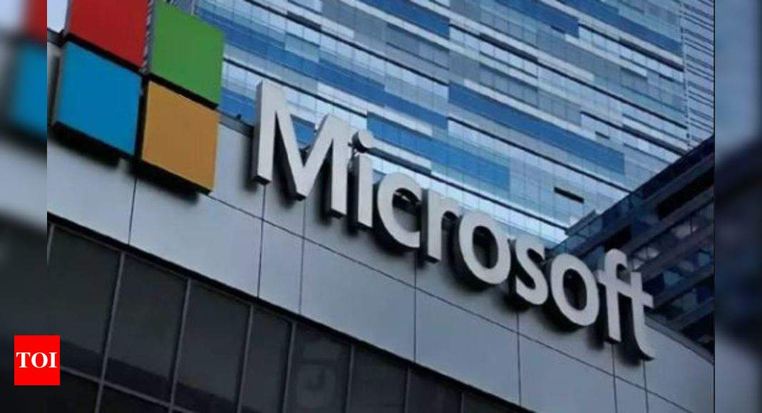 Microsoft Office apps on iPad updated with trackpad and mouse support – Times of India