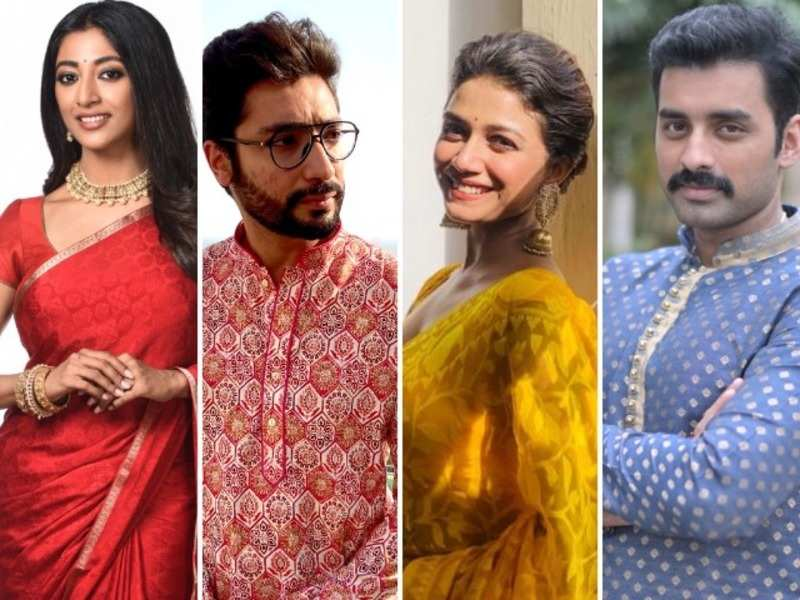 Puja over, celebs get back to healthy routines after festive bingeing