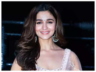 Alia Bhatt to jet off to Hyderabad for 'RRR'
