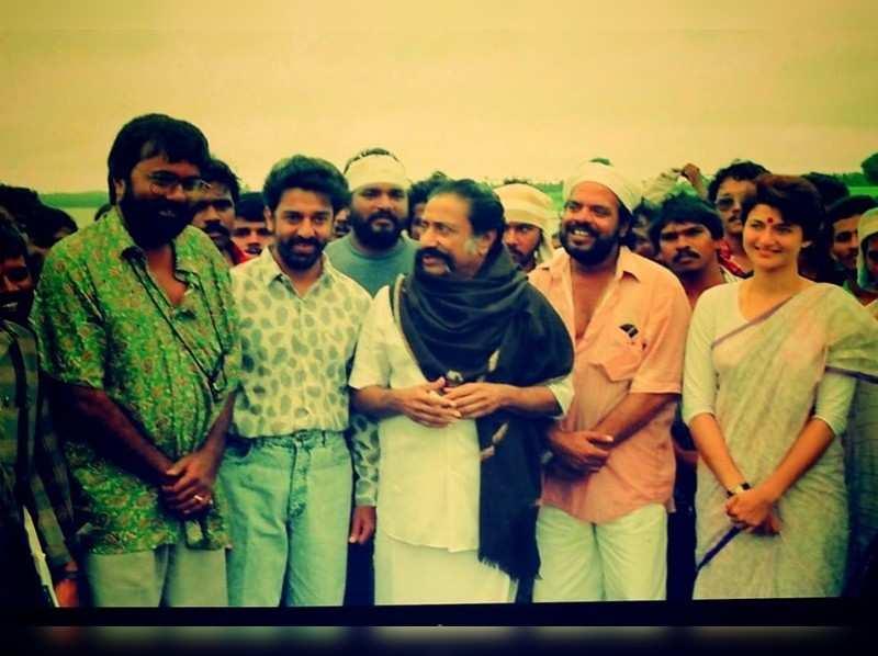 PC Sreeram recollects working on Kamal Haasan and Sivaji Ganesan's 'Thevar Magan'