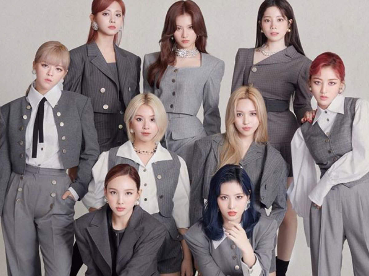 K pop band TWICE reveals its daring side in new album 'Eyes Wide ...