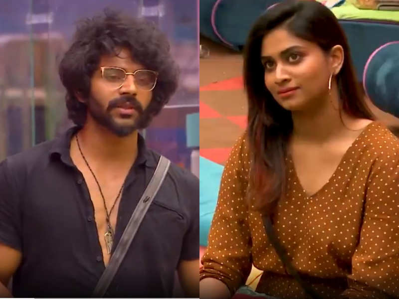 Bigg Boss Tamil 4: What's cooking between Balaji Murugadoss and Shivani?