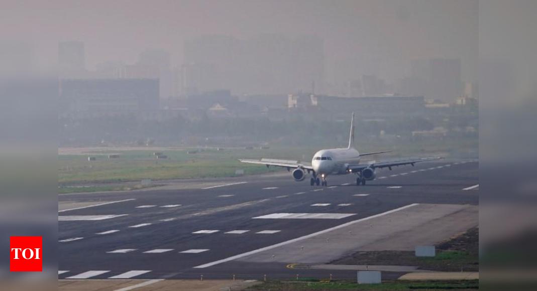 International flights suspended: DGCA extends suspension of scheduled international passenger flights till November 30 | India Business News – Times of India