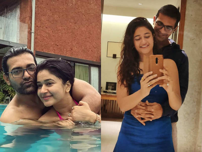 Poonam Bajwa reveals being in a relationship with an adorable post