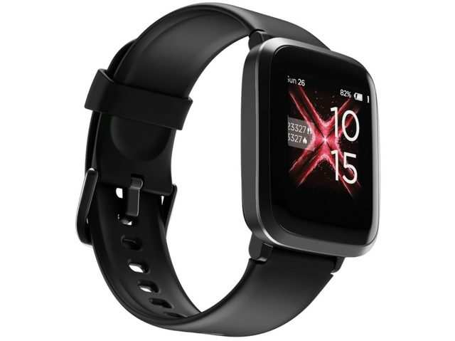 Boat Storm smartwatch with heart rate monitor launched at Rs 1,999