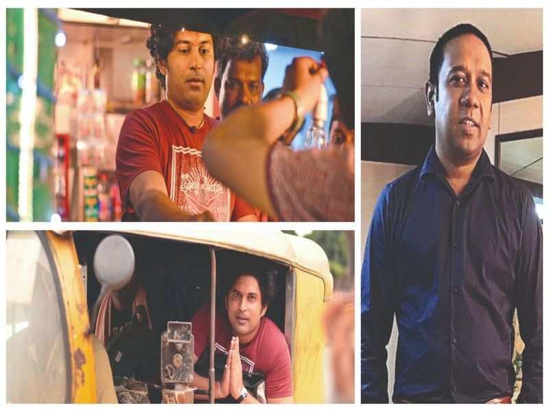 Bheemasena Nalamaharaja is a film full of culinary delights and human drama: Pushkara Mallikarjunaiah