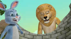 Popular Kids Song and Malayalam Nursery Story 'The Big Lion And The Rabbit' for Kids - Check out Children's Nursery Rhymes, Baby Songs, Fairy Tales In Malayalam