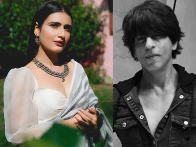 Fatima wanted to romance SRK in his next