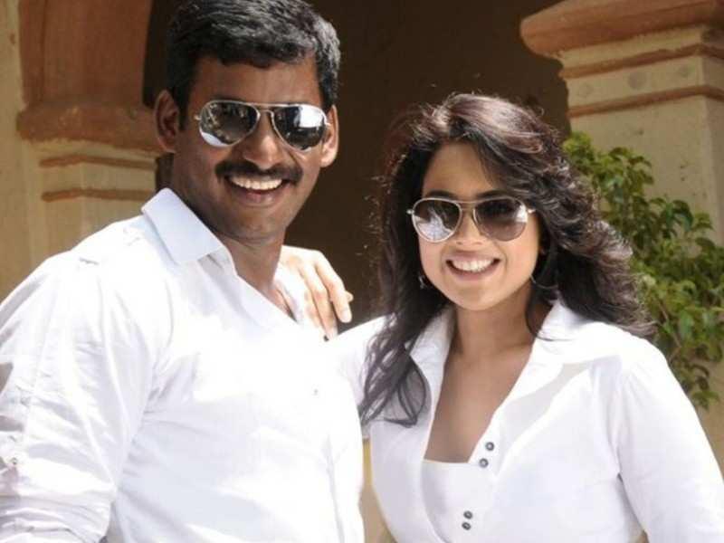 Samera Reddy to make a comeback with Vishal-Anand Shankar film?