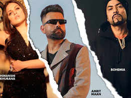 Eddan Ni: Amrit Maan ft. Bohemia's latest song is out