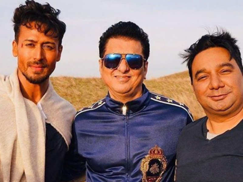 Tiger Shroff reunites with director Ahmed Khan for 'Heropanti 2' and 'Baaghi 4'