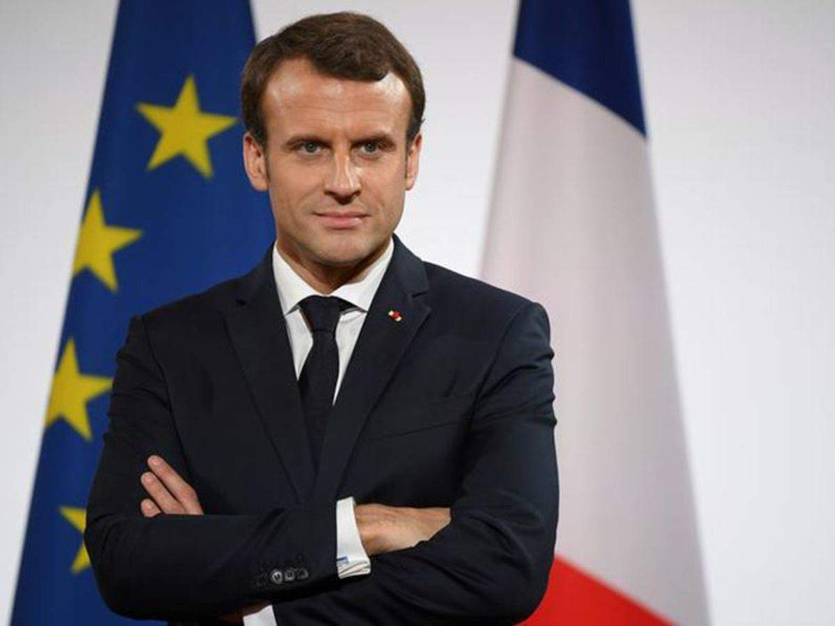 France News India Strongly Deplores Personal Attacks On French President Emmanuel Macron India News Times Of India