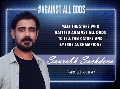 #AgainstAllOdds! Saurabh on his journey