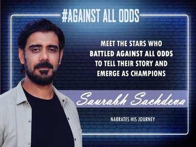 #AgainstAllOdds! Saurabh on his journey
