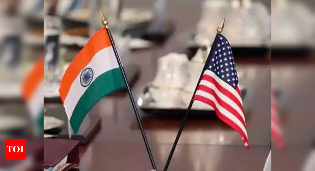 US seeks broader energy ties with India amid signs of demand recovery – Times of India