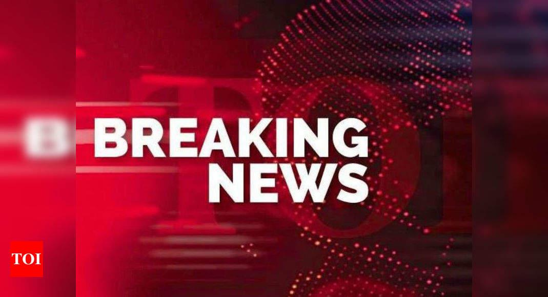 Breaking News Live: Hurricane Zeta makes landfall in Louisiana - Times of India