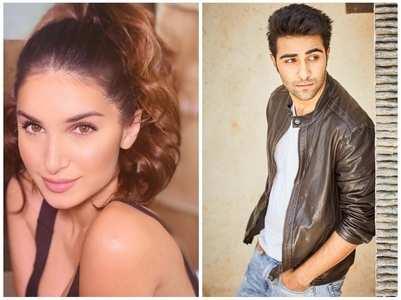 Aadar can't stop gushing over GF Tara's pic