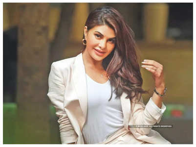 Jacqueline on Bhoot Police and Cirkus shoots
