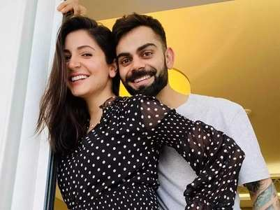 Anushka -Virat's cute video goes viral
