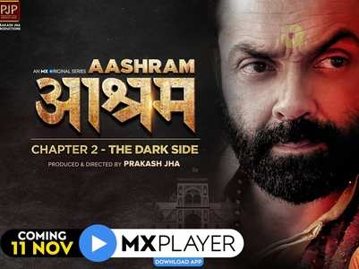 Watch: Bobby's 'Aashram: Chapter 2' trailer