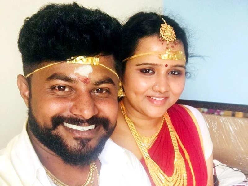 Actress Usha Jagannadham gets married to Prakash; see pics (Photo - Instagram)