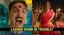 Akshay Kumar and Kiara Advani starrer 'Laxmmi Bomb' in trouble as Karni Sena sends legal notice demanding title change