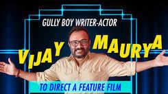Gully Boy writer-actor Vijay Maurya to direct a feature film