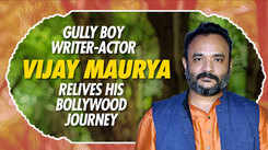 Gully Boy writer-actor Vijay Maurya relives his Bollywood journey