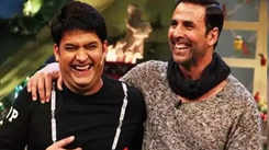 Kapil Sharma reveals he was jealous after Akshay Kumar replaced him in a commercial, Akshay says Kapil owns a bigger house than his