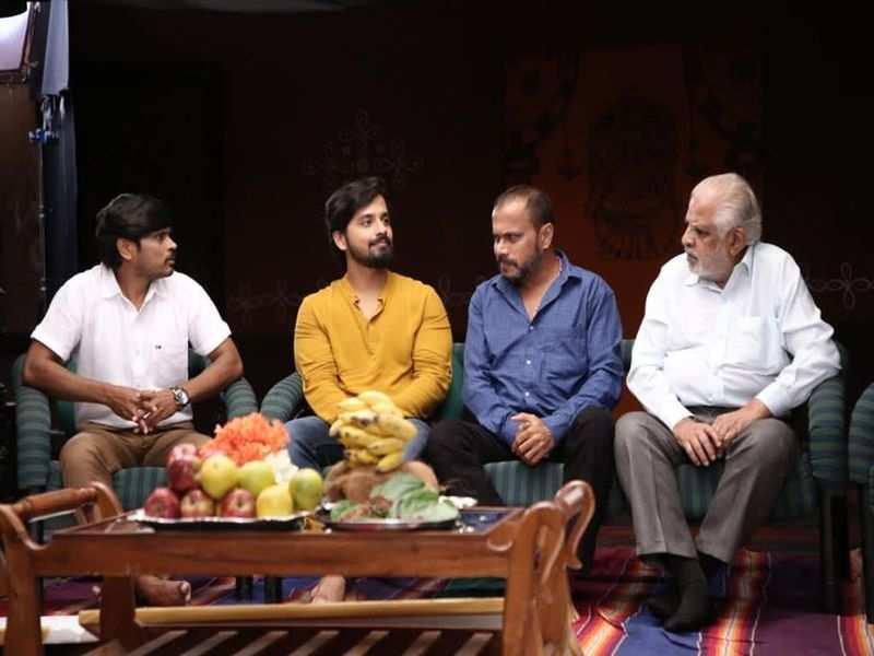 Naveen Padil fills in for the late Rockline Sudhakar in Pruthvi Ambaar film