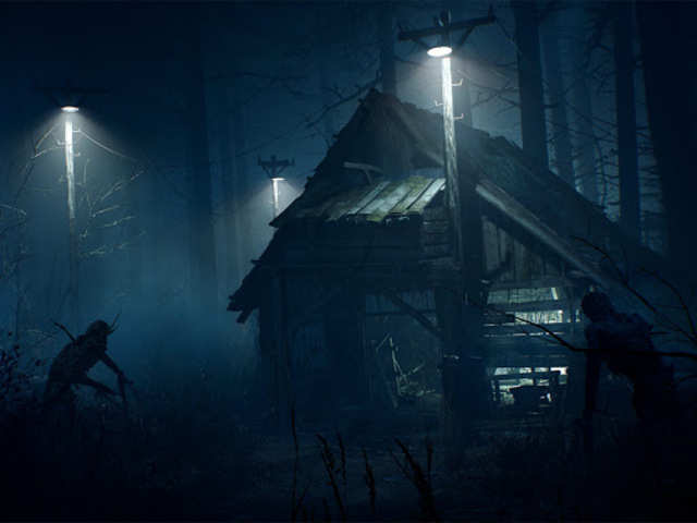 Horror game Blair Witch is free on Epic Games Store