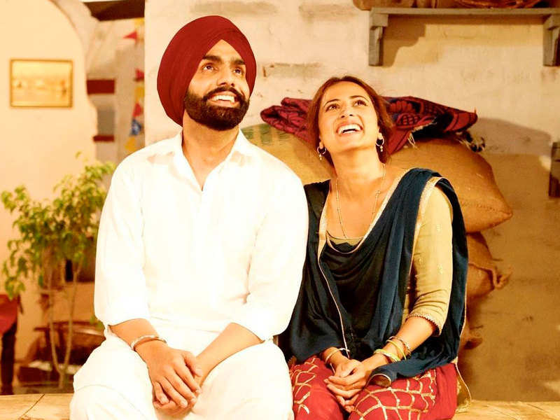 Ammy Virk and Sargun Mehta share yet another all smiles picture