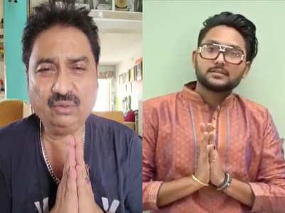 Kumar Sanu apologises on behalf of Jaan