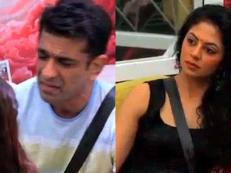 Bigg Boss 14: After Kavita Kaushik accuses Eijaz Khan of using her, he shares this is why he doesn't want to be in a relationship
