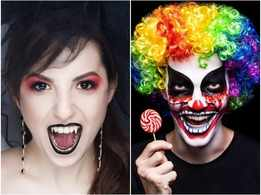 Vampire gal to scary clown: Here are make-up tips to get your Halloween look right
