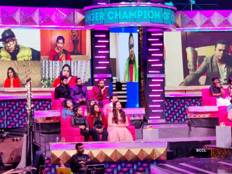 Super Singer Champion of Champions grand finale to premiere on November 1