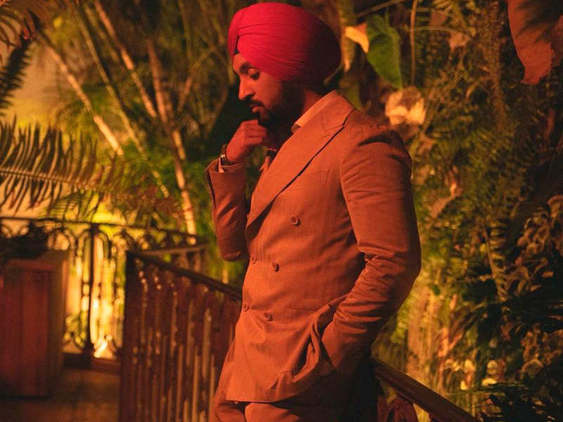Here's why Diljit Dosanjh is feeling nervous