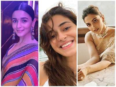 Alia, Deepika & other celebs wish Ananya