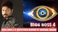 Kaushal Manda gets candid for Bigg Boss Telugu 4 review