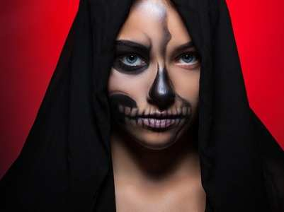 10 simple make-up looks to try for Halloween