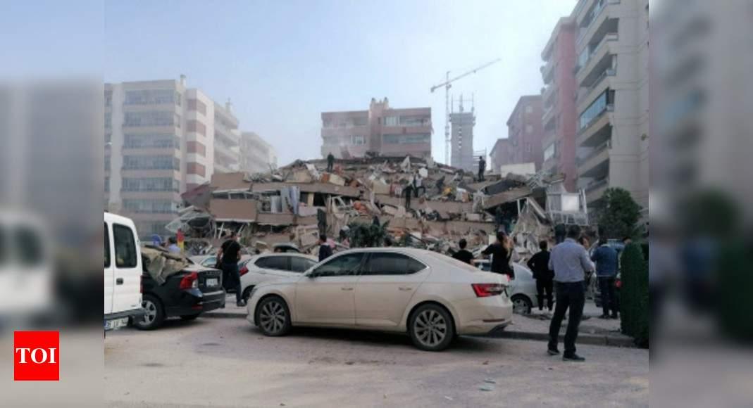 Turkey Earthquake: 6.6 magnitude earthquake in Aegean Sea shakes Turkey, Greece