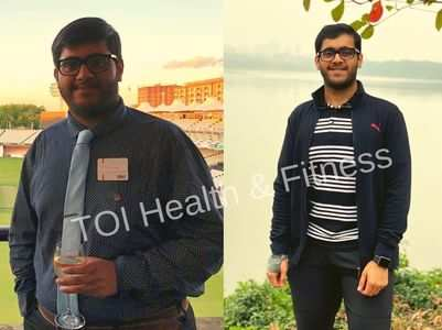 This guy changed his diet every 10 days and lost 50 kilos!