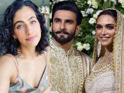 Kubbra Sait gatecrashed DeepVeer's wedding
