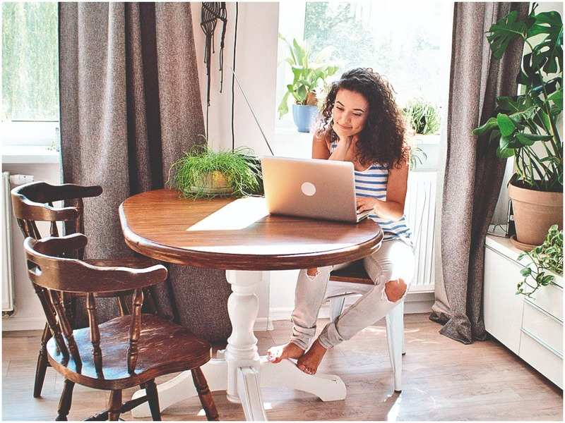 Does your home workspace increase your productivity?