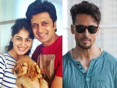 Riteish Deshmukh shares a throwback picture