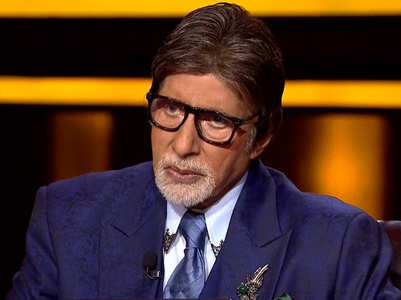 KBC12: Big B shared a story from Sholay