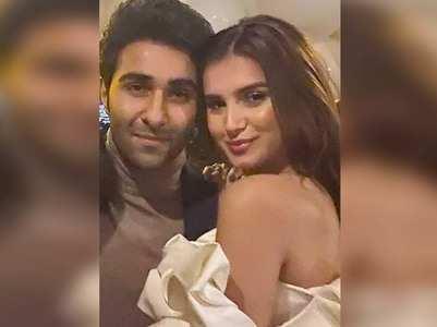 Aadar is proud of his ladylove Tara Sutaria
