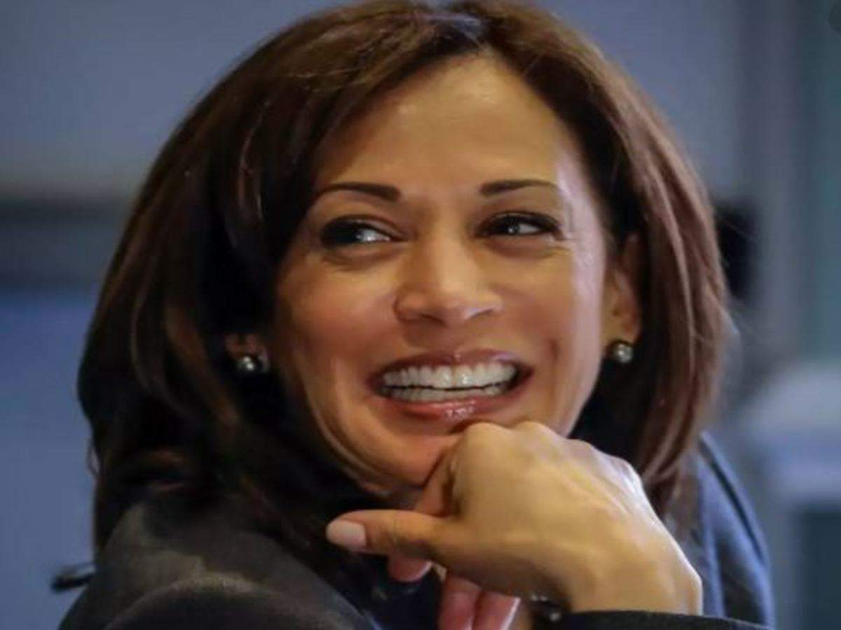 Kamala Harris On The Cusp Of Us Election History Times Of India