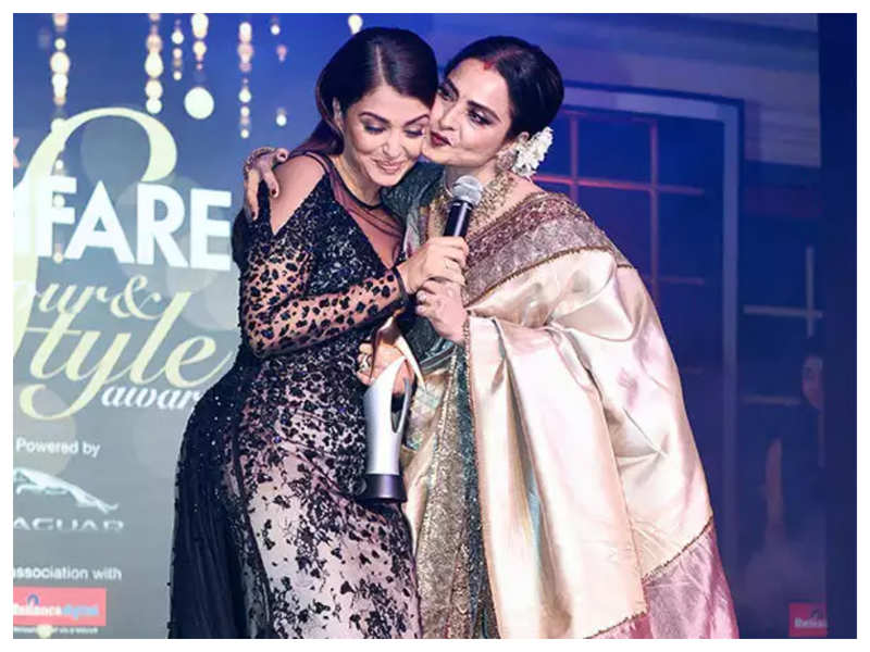 THIS throwback letter written by Rekha to Aishwarya Rai Bachchan is sure to warm your heart