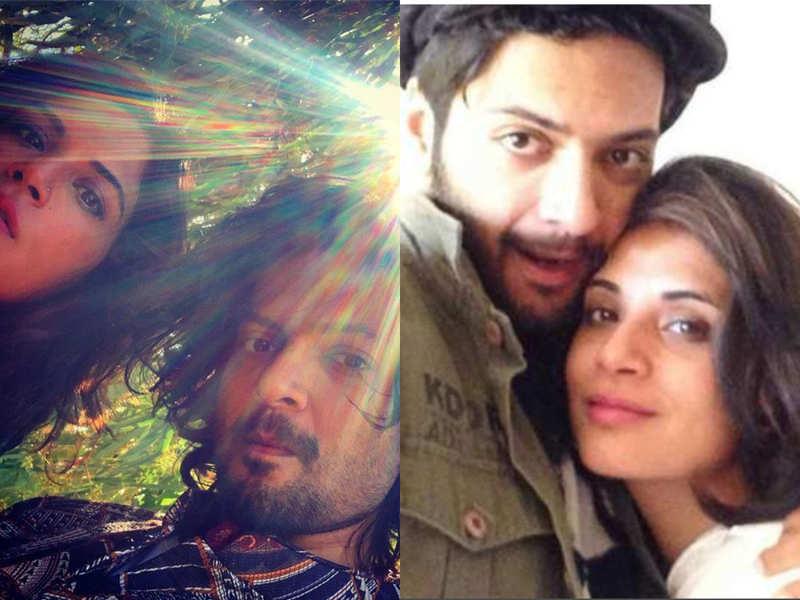 Richa Chadha's cute picture with beau Ali Fazal is all things love